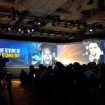 Intel Keynote von CEO Brian Krzanich