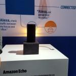 Ford nutzt Amazons sprachgesteuerten Service Alexa (ehemals Echo) um im Auto und zu Hause Ford Services per Spracheingabe zu nutzen